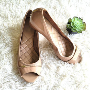 Cole Haan Women's Leather Wedges Shoes Size 10